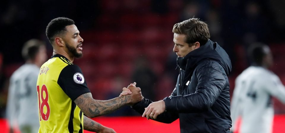 Hear that, Gracia? Andre Gray doesn't want the super-sub tag