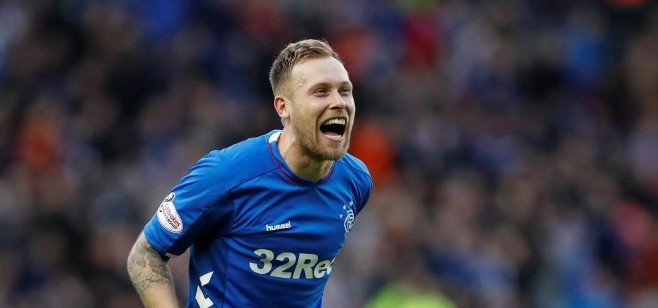 Rangers need to find a solution to Ryan Jack absence