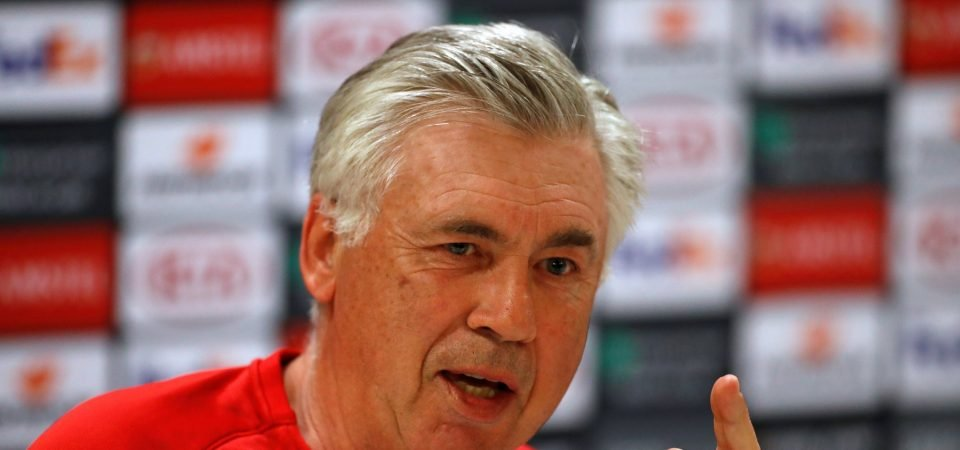 """Carlo Ancelotti thinks Arsenal game will be """"different story"""" to Bayern mauling"""