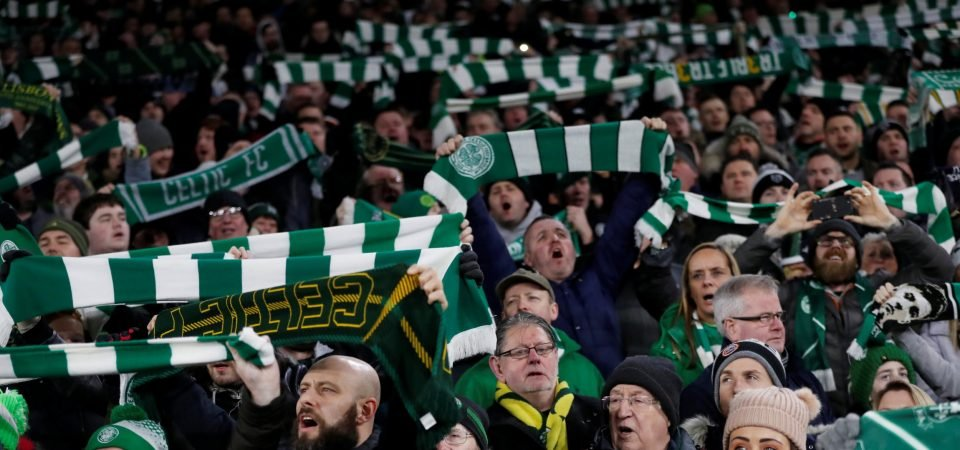 Celtic fans think club has hinted at Adidas deal