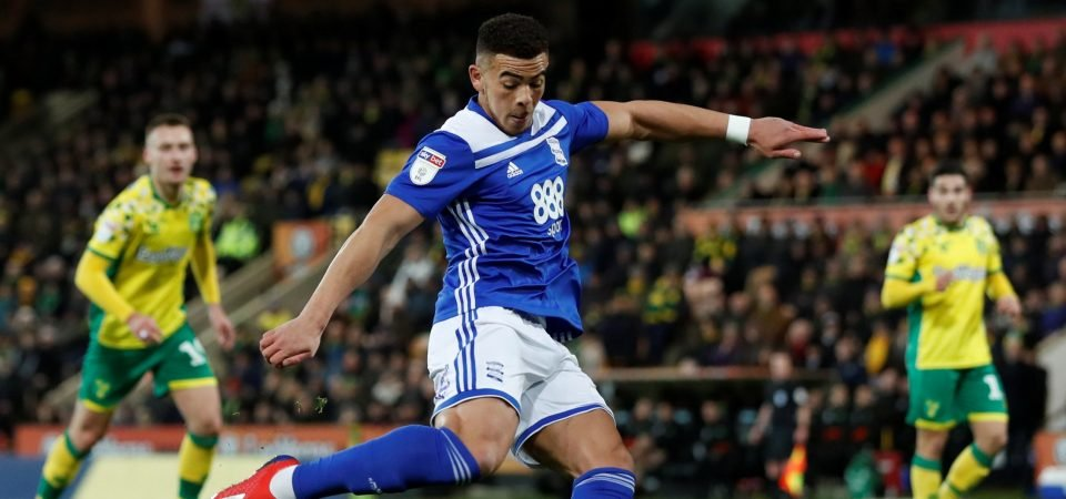 Newcastle fans love links to Che Adams