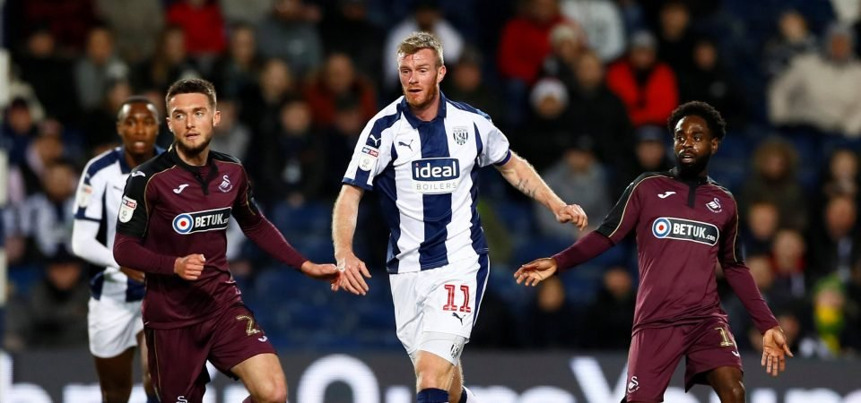 Legend! West Brom fans in awe of Brunt after amazing assist