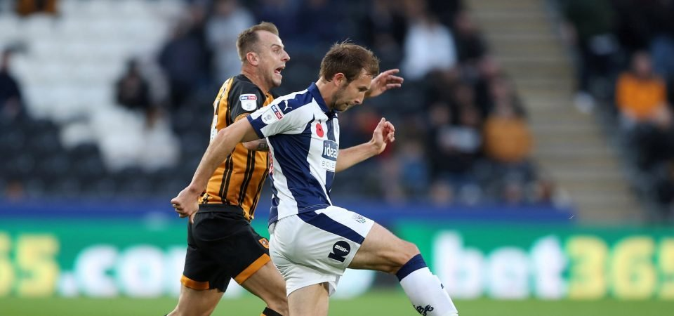West Brom fans lay into Craig Dawson after revealing he doesn't want to finish the season with regrets