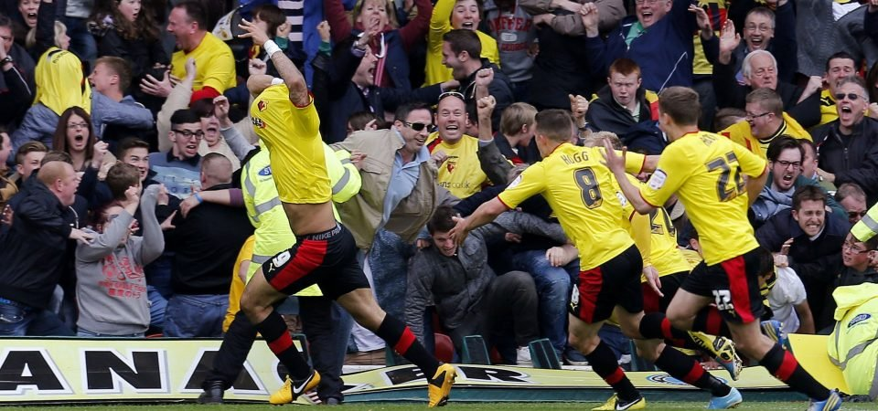 The Match: Watford 3-1 Leicester
