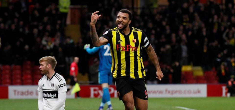 """Abdoulaye Doucoure heaps praise on """"perfect"""" Watford captain Troy Deeney"""
