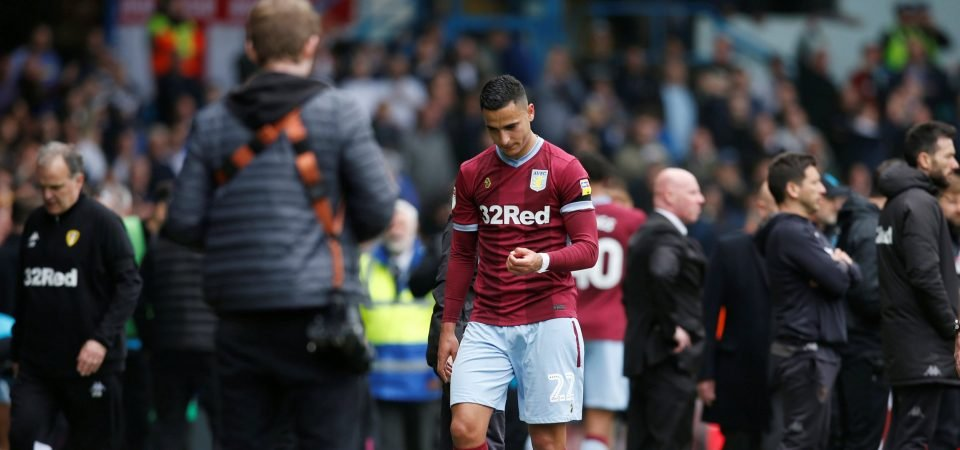 Sign him up: Aston Villa fans want El Ghazi to sign permanently