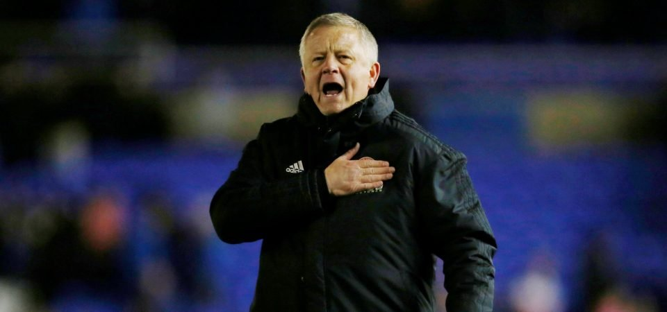 West Brom's interest in Chris Wilder well wide of the mark