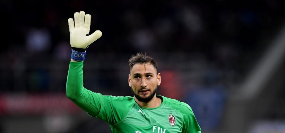 Arsenal fans react to reports of latest Donnarumma links