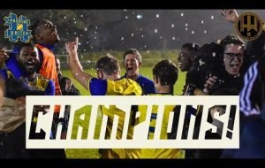 HASHTAG UNITED ARE CHAMPIONS!! - HACKNEY WICK vs HASHTAG UNITED