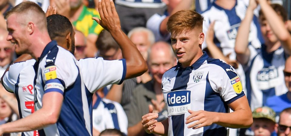 Blasphemous: West Brom fans react as Harvey Barnes left out of POTY reckoning