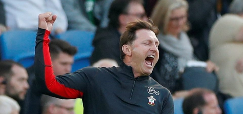 Southampton fans react as Ralph Hasenhuttl is nominated for Manager of the Month