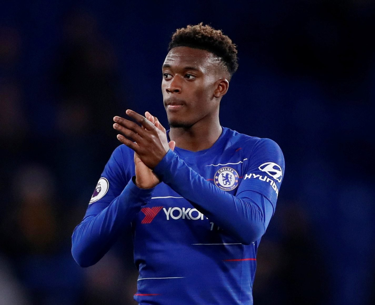 Hudson Odoi claps fans e1554388099873 - Hudson-Odoi and Shaqiri potential game-changers: Where Liverpool and Chelsea will be won & lost