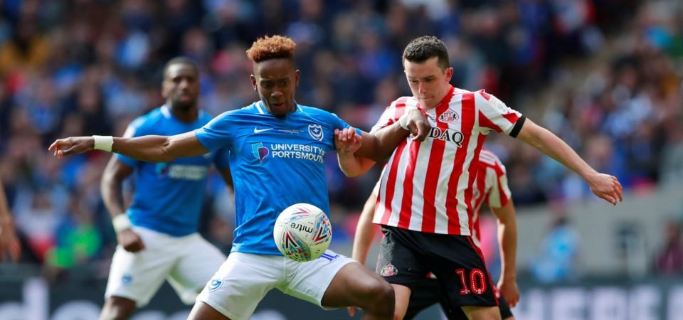 Jamal Lowe can be the man to replace Dwight Gayle's goals next season