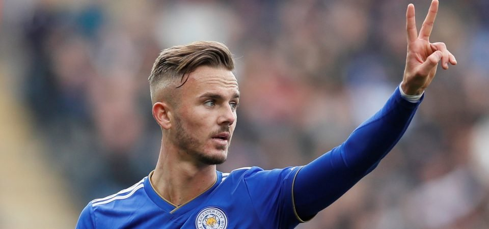 Great replacement for Eriksen: Tottenham fans want James Maddison this summer