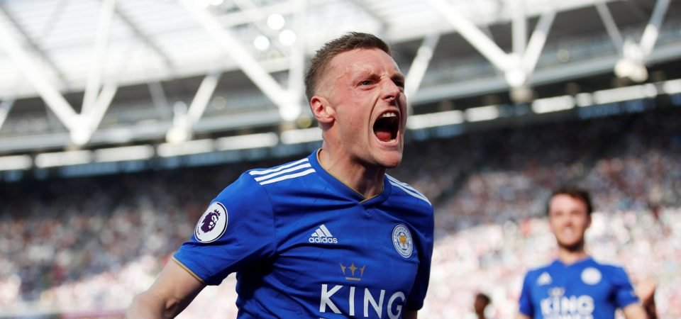 The Chalkboard: Jamie Vardy set to renew rivalry with Arsenal