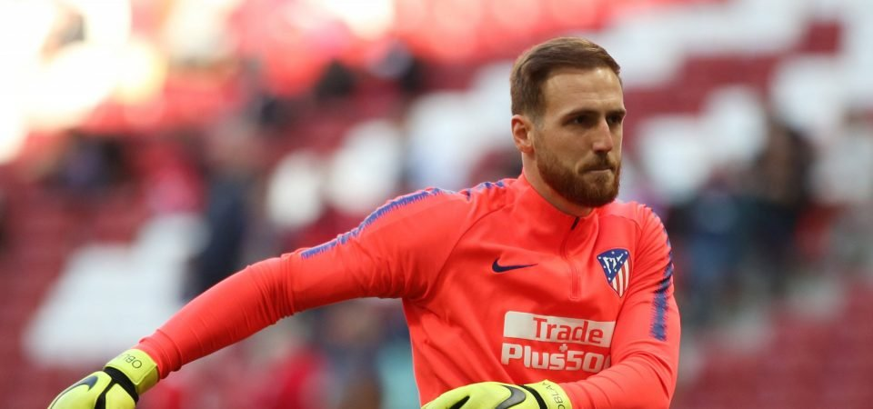 Why would we do that? Man United fans react to Jan Oblak reports