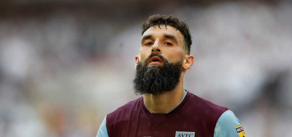 Performance in Numbers: Mile Jedinak proves himself in defence to help Aston Villa
