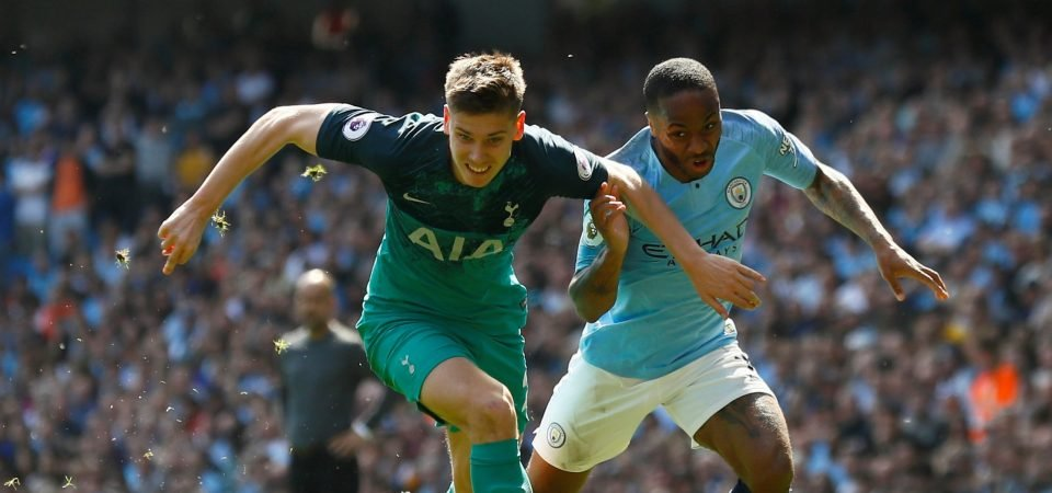 On the chalkboard: Foyth enjoys defining performance as Spurs fall to harsh defeat
