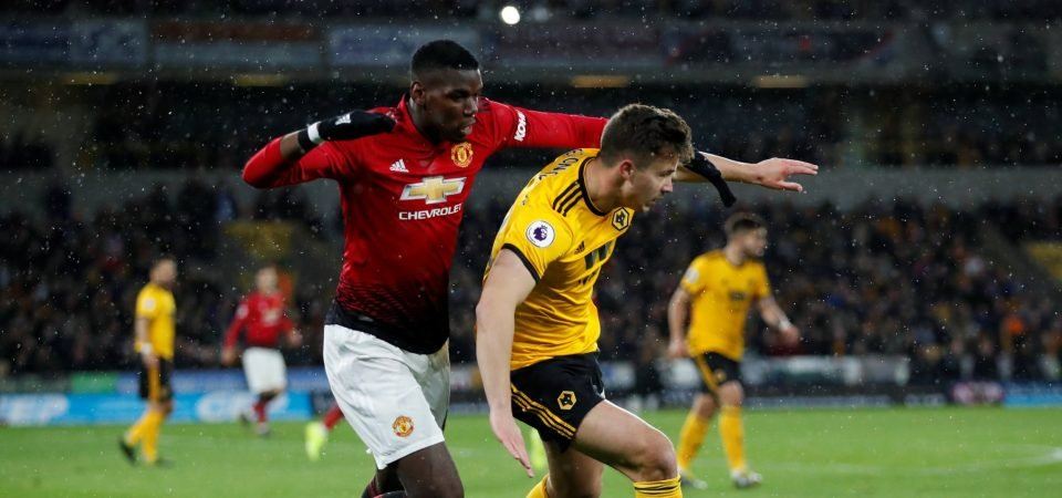 Leander Dendoncker the driving force behind Wolves' win over Man United