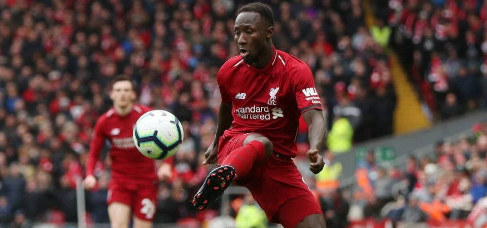 Liverpool: Naby Keita has been offered to Atletico Madrid