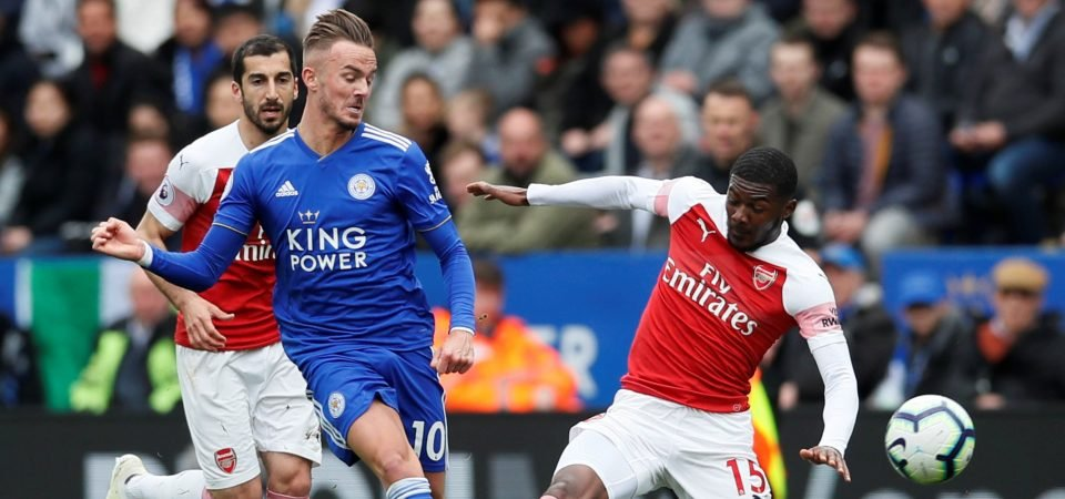 Pundit View: Murphy unhappy with Maddison after red card incident against Arsenal