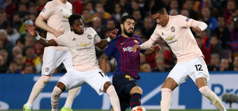 Liverpool fans react to Fred display in Man United defeat against Barcelona