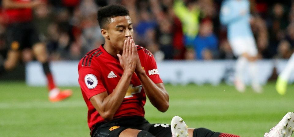 Jesse Lingard apologises to fans after disappointing season