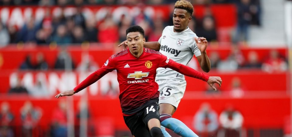 Fan Theory: Jesse Lingard better suited to deeper midfield role at Manchester United