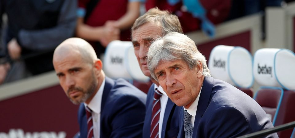 The Chalkboard: West Ham finally have a spine thanks to Pellegrini and Husillos