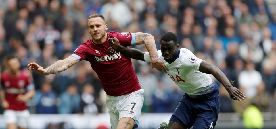 The Chalkboard: Arnautovic reborn as West Ham record glorious derby win