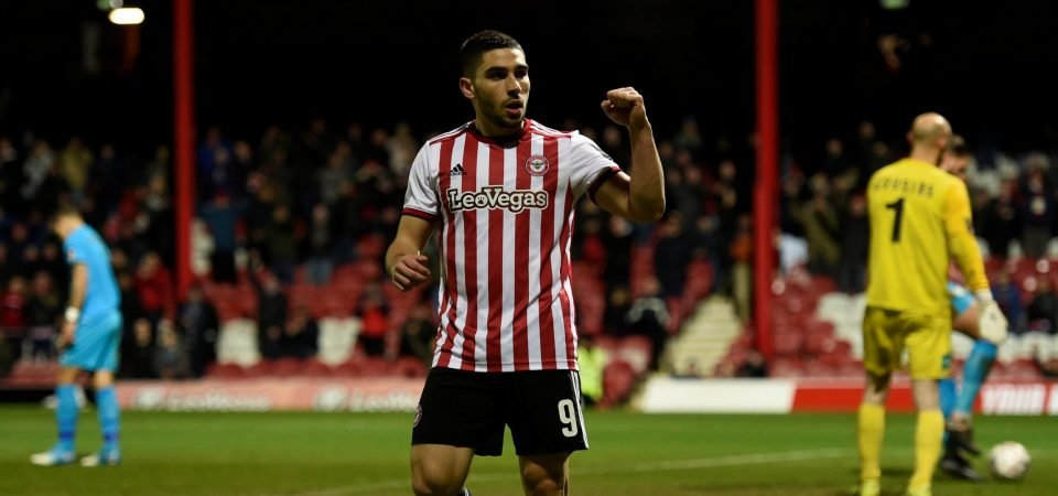 Villa must put previous transfer business with Brentford behind them to sign Maupay