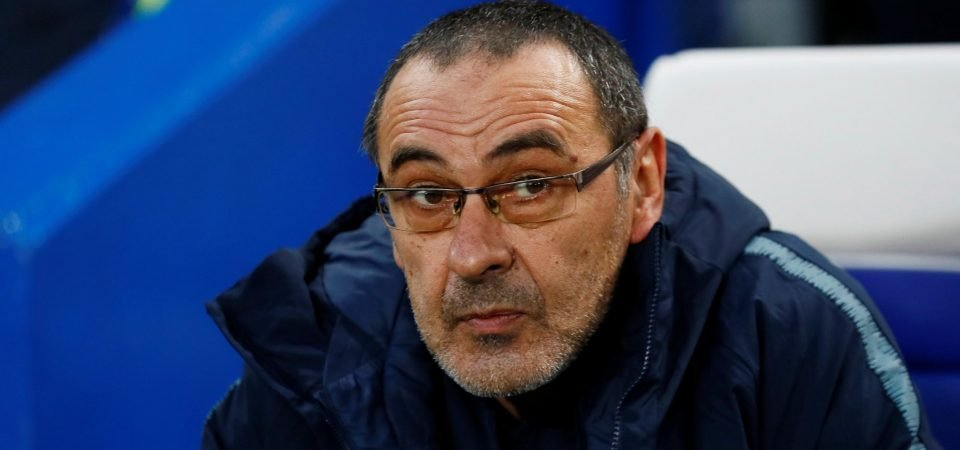 The divide in Chelsea's support: Maurizio Sarri Cult