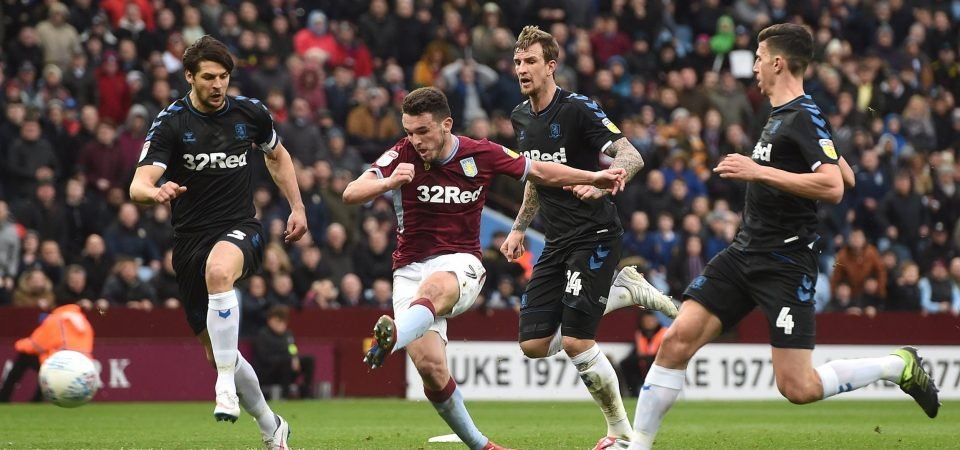 The Chalkboard: Dean Smith must rest McGinn during promotion run in