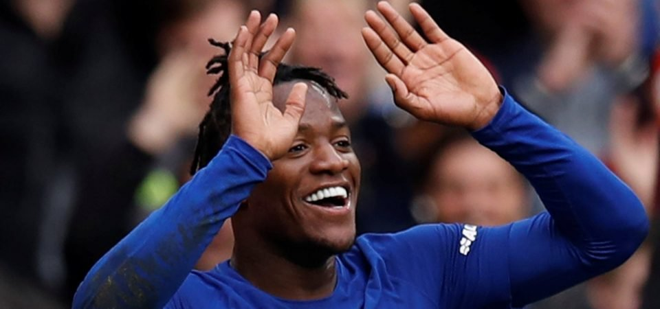 Chelsea should give Michy Batshuayi a chance amid Roma link
