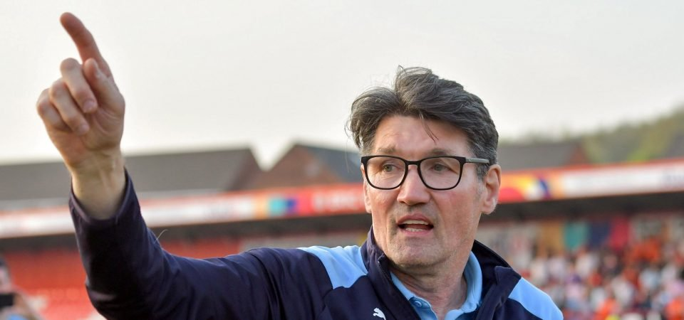 Predicted starting Xl: Mick Harford's Luton Town vs Burton Albion