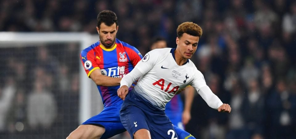 Tottenham fans left fuming at Alli display