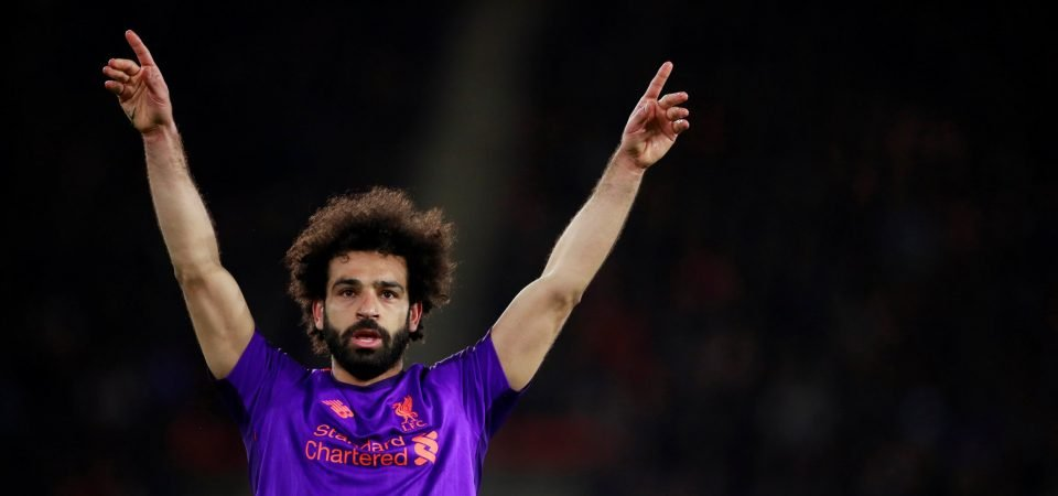 Liverpool fans thrilled with forward's record
