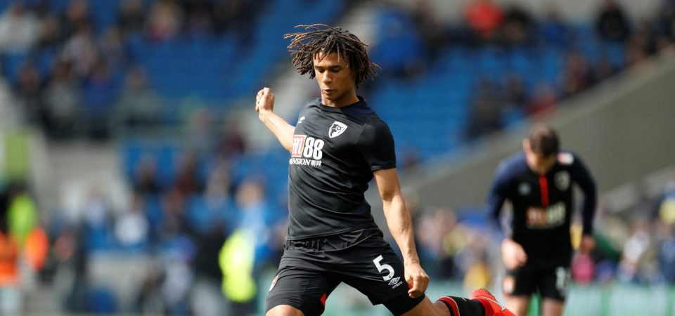 Garth Crooks drools over Nathan Ake after Bournemouth demolish Brighton