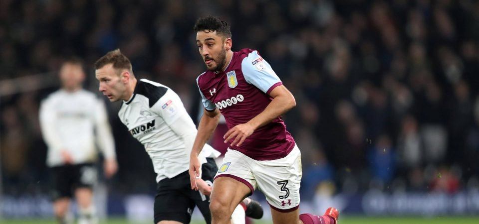 Didn't put a foot wrong: Aston Villa fans buzzing with Neil Taylor