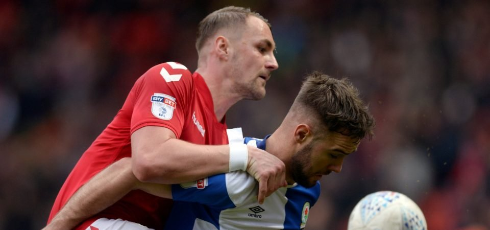 Patrick Bauer indicates his Charlton future hinges on promotion to the Championship