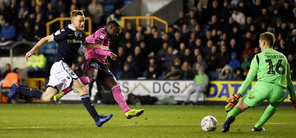 QPR fans will eat their words! Bright Osayi-Samuel disappointed against Millwall