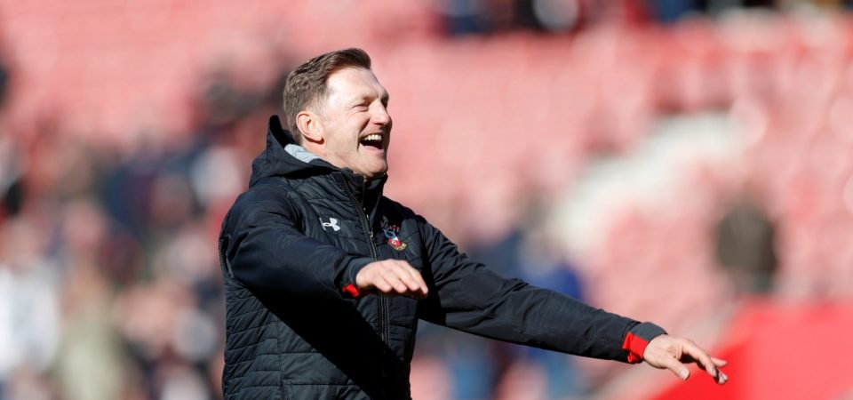 Southampton fans love what Ralph Hasenhuttl did during Bournemouth thriller