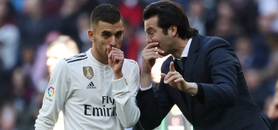 Forget it: Tottenham fans are against a summer swoop for Dani Ceballos