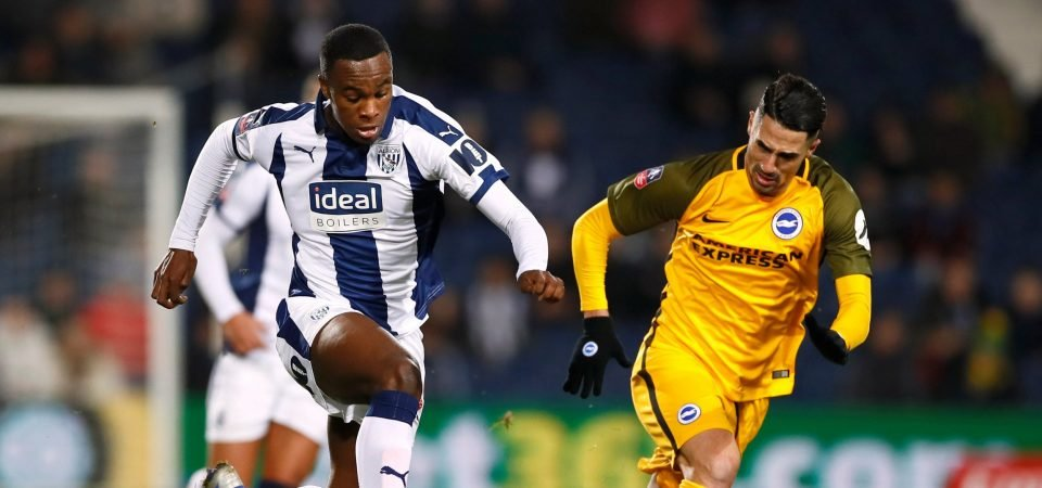 Krovinovic and Harper are a sign things could be changing at West Brom