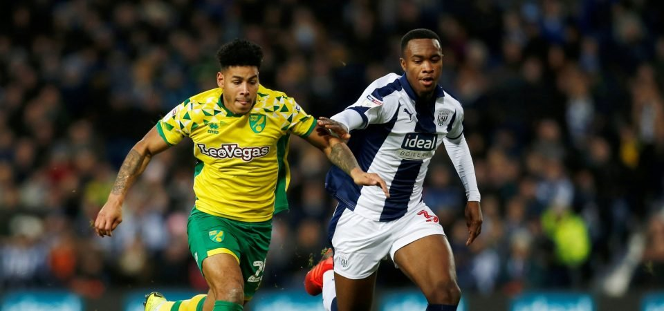 West Brom fans urge Harper to sign new contract