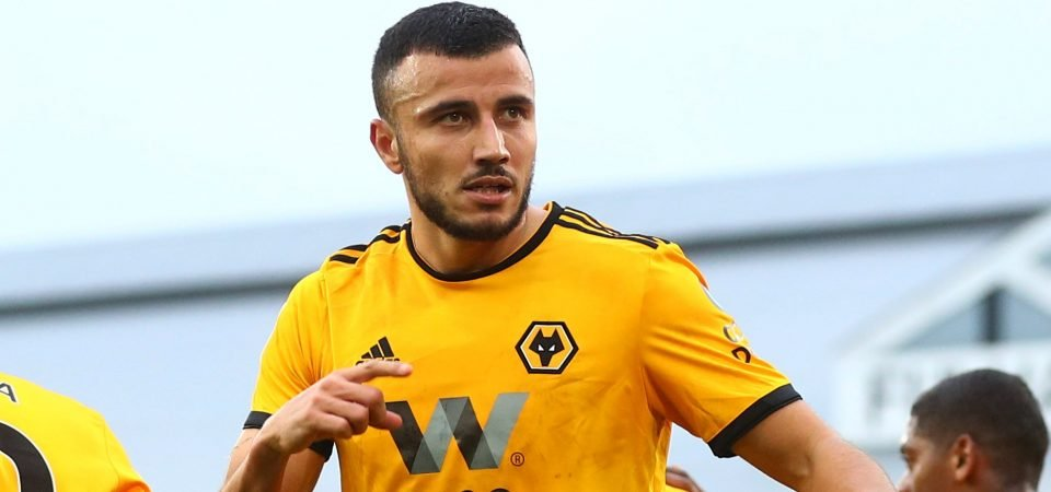 The Chalkboard: Wolves must play Romain Saiss at centre half at Wembley