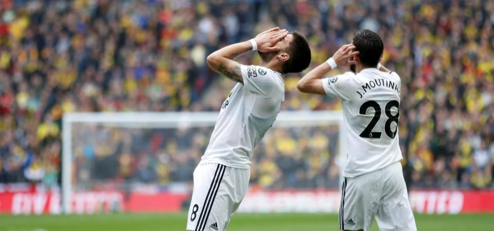 Neves nullified: Wembley showing suggests Wolves shouldn't be worried about losing key man