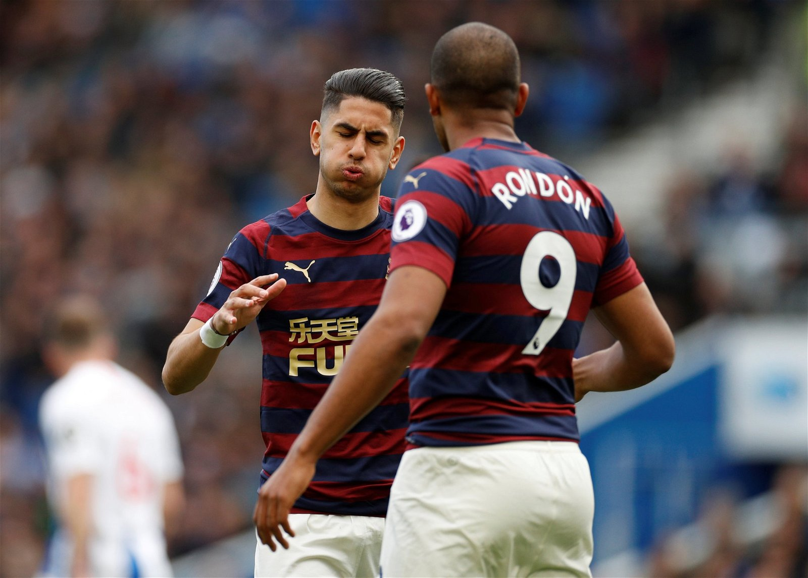 Salomon Rondon 2 - 32 key passes: Jimenez will step up another level if Wolves land robust attacker - opinion