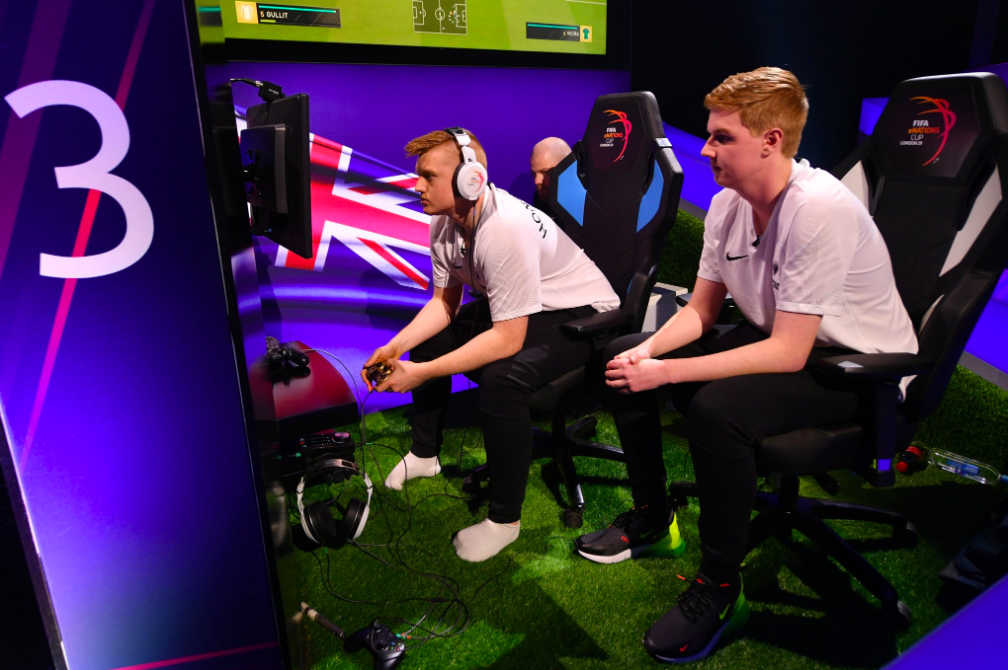 Commiserations! Tough result for Honey Badger in the FIFA eNations Cup