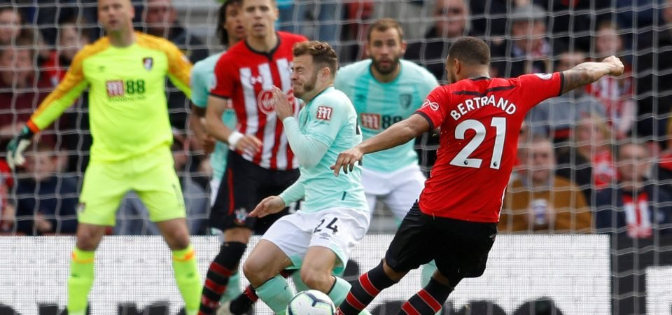 The Chalkboard: Ryan Bertrand may be the centre-back Southampton have needed
